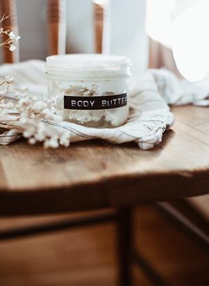 DIY Slow cosmétique – Réaliser un beurre corporel maison