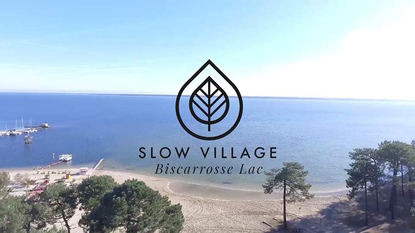 slow village biscarosse