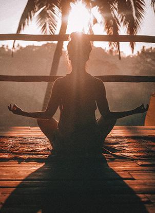 yoga en voyage