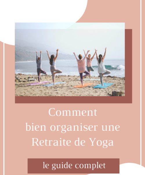 organiser retraite yoga